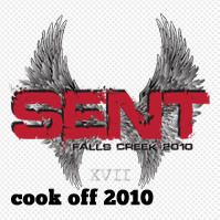 2010 Cook Off Recipes