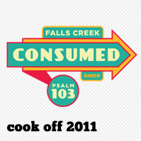 2011 Cook-Off Recipes