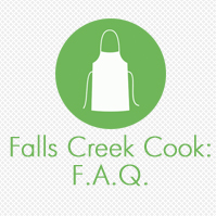 Falls Creek Cook: FAQ