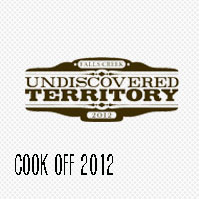 2012 Cook Off Recipes
