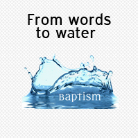 From Words to Water