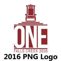 Falls Creek 2016 PNG Logo