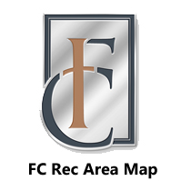Falls Creek Rec Area Map