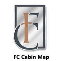 Falls Creek Cabin Map