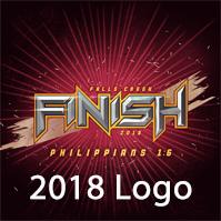 Finish Logo Flat